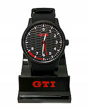 Наручний годинник унісекс Volkswagen GTI Watch, Unisex, Black 5ka050830