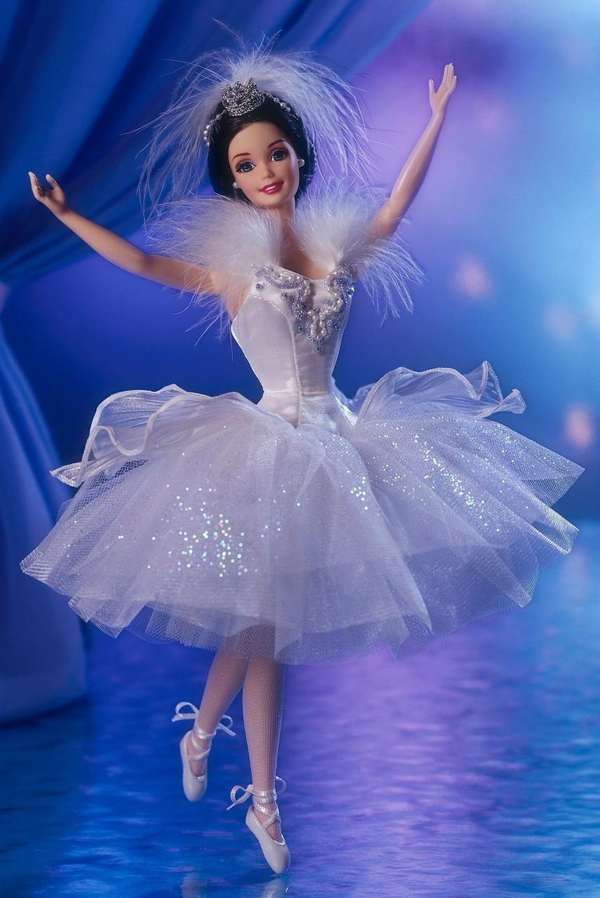 Лялька Барбі Одетта з Лебединого озера