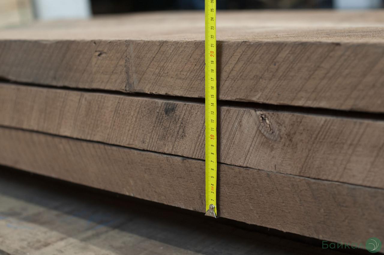 Доска сухая обрезная Американский Орех 63,5 мм (2 сорт)