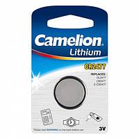 Дисковая батарейка CAMELION  Lithium Cell 3V  CR2477