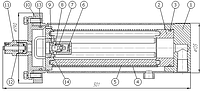 Фильтр 086-02.57.0170 для СБШ-250 после 2006 г.в.