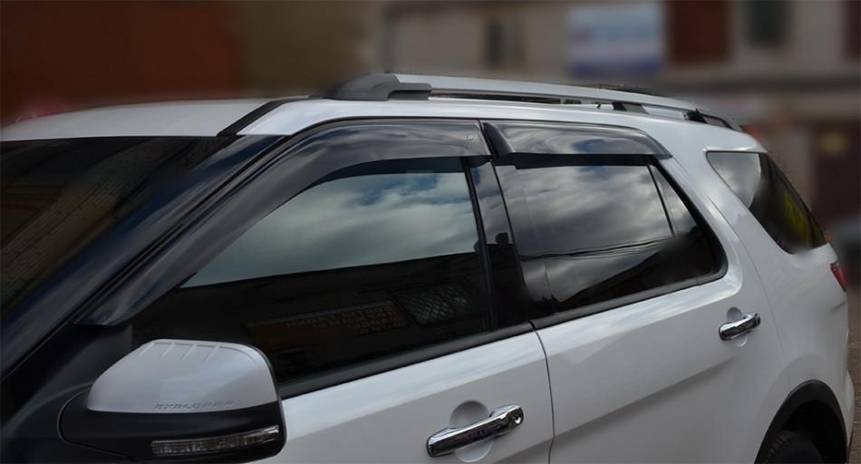 дефлекторы ford explorere