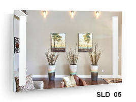 Зеркало с подсветкой SLD-05