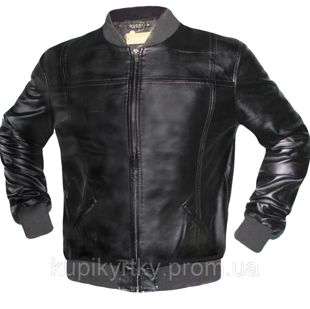 Лёгкая мужская куртка GUCCI (италия), фото 1