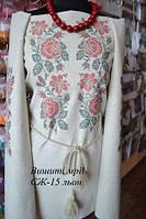 Женская заготовка сорочки СЖ-15, фото 1