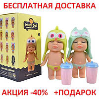 Кукла пупс для детей Infant Doll a specially gift for you Original size drink