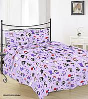 Комплект постельного белья для детей Совушка