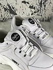 Женские кроссовки на платформе Buffalo London 1339 White Platform Sneakers Буффало Лондон белые, фото 8