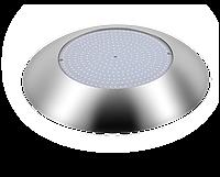 Подводный накладной светодиодный светильник  для бассейна  20W одноцветный IP68 Ecolend