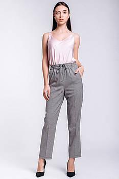 Женские классические брюки серые