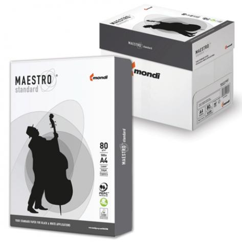 Бумага офисная Maestro Standart 80г/м2, фото 2