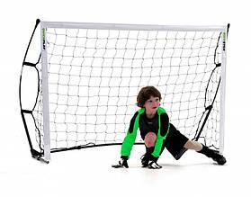Футбольные тренировочные ворота Quickplay Kickster Academy 2,4 х 1,5 м