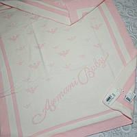 Плед Armani, детское одеяло- в коляску, кроватку, машину, фото 1