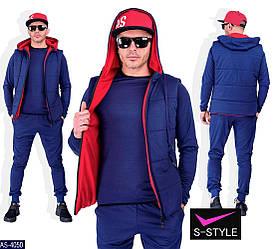 Спортивный костюм мужской 44 46 48 50 размеры от производителя 7 км Одесса