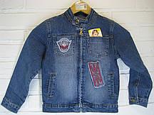 Пиджак джинсовый подростковый  60121