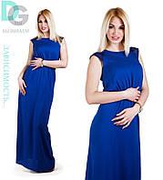 Платье стильное макси 747 гл $