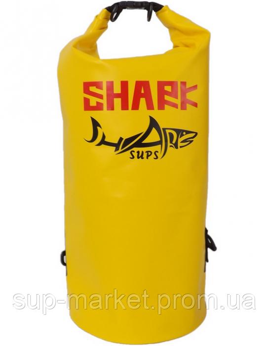 Гермосумка Shark Dry Bag 28 Litre Capacity, yellow