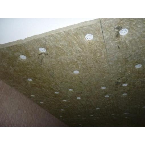 Теплоизоляция потолков минеральной ватой