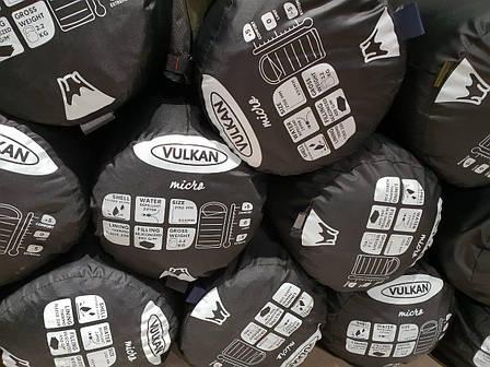 Теплые спальные мешки Vulkan Micro, фото 2