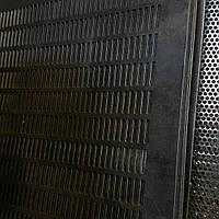 Решето (сито) для Сепаратора (710х1420 мм.), толщина 0.55, ячейка 1,2х20 мм, оцинкованный металл