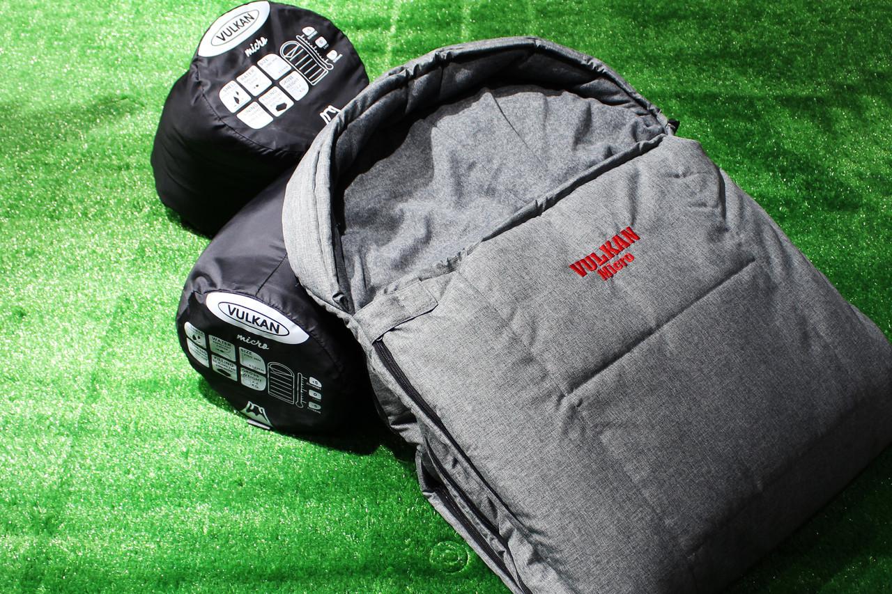 Теплые спальные мешки Vulkan Micro