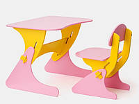 Детский столик и стульчик для ребенка SportBaby
