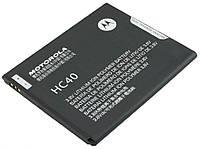 Аккумулятор батарея HC40 для Motorola Moto C (XT1750) оригинал