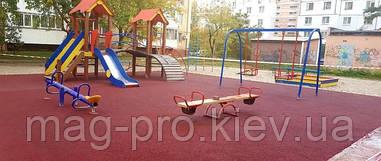 Киев (Оболонь) Детская площадка
