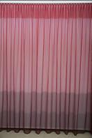Гардина на окна ( обработка сторон + 40 грн.) разноцветная, фото 1