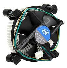Кулер Intel s1156 s1155 s1150 95W с медным сердечником