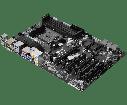 """Материнская плата ASRock FM2A88X Extreme4+ sFM2/FM2+ AMD A88X DDR3 """"Over-Stock"""" Б/У, фото 3"""