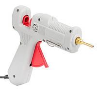 Пистолет клеевой 90(290)Вт, 230В,215-230°C под стержни 10.8-11.5мм, 13-30 г/мин., удлин. сопло, выключатель.