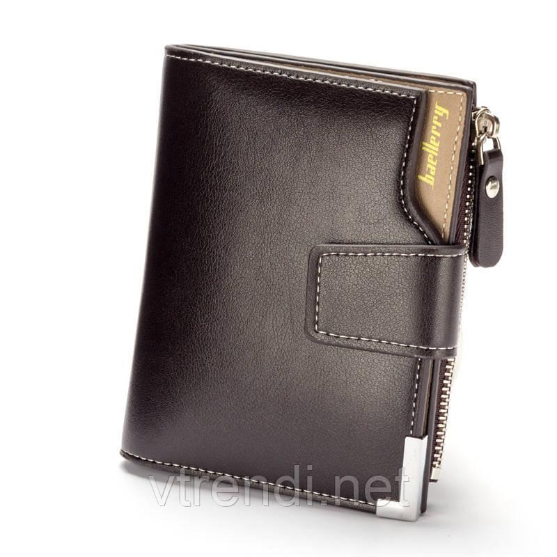 dab6b149c794 Мужской бумажник Baellerry Carteira Mini коричневый: продажа, цена в ...