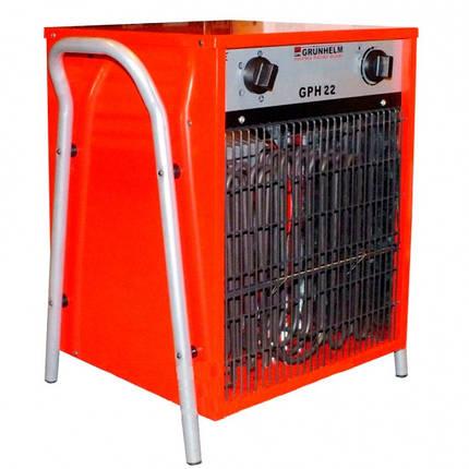 Grunhelm GPH 22 Электрический обогреватель, фото 2