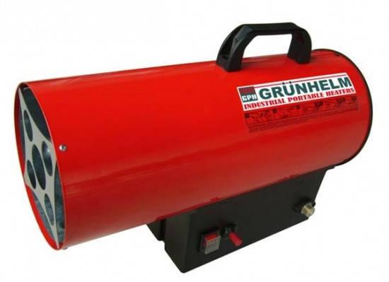 Grunhelm GGH-50 Газовый обогреватель, фото 2