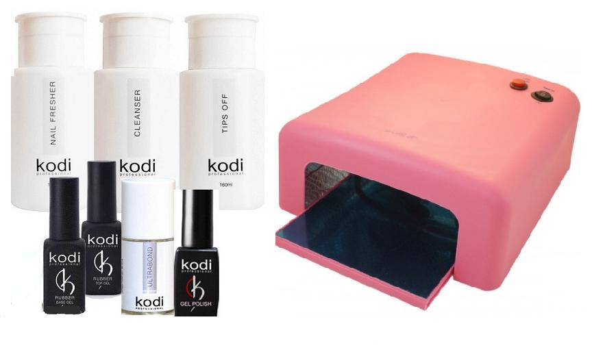 Стартовый набор Kodi с лампой 818 36W