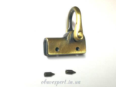 Ручкодержатель боковой  Антик, фото 2
