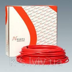 Кабель нагрівальний двожильний Nexans Defrost Snow TXLP/2R 2700Вт, 28Вт/м – 96,4М