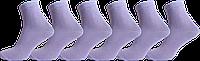 """Жіночі шкарпетки класичні білі""""lomani"""""""