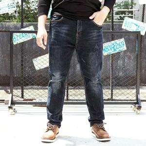 Мужские джинсы полубатал