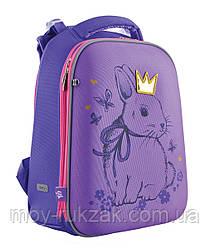 "Рюкзак школьный каркасный  «YES» ""Honey Bunny"" H-12 арт.556050"