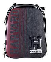 """Рюкзак школьный каркасный  «YES» """"Harvard"""" H-12 арт.555944, фото 3"""