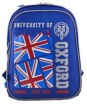 """Рюкзак школьный каркасный  «YES» """"Oxford"""" H-12 арт.555956, фото 3"""