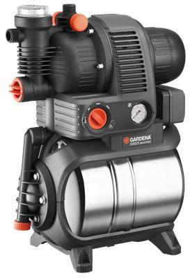 GARDENA Premium 5000/5 Eco Inox Насосная станция