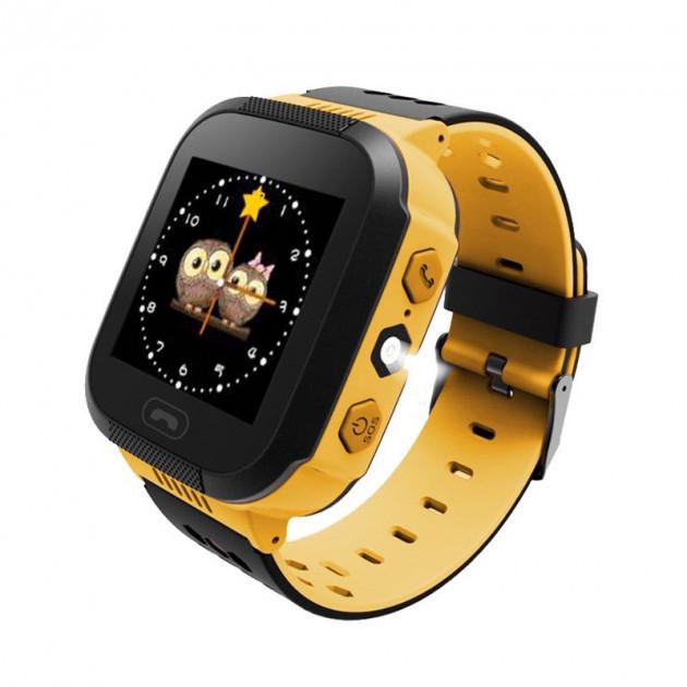 Умные часы для детей с GPS Q528 .