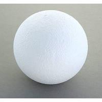 Пенопластовые шары для композиций; 12 см