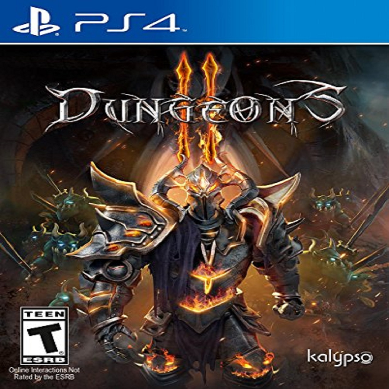 Dungeons 3 ENG PS4 (NEW)