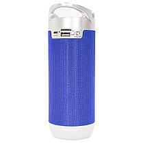 ✸Колонка BL JBL X95 Blue Speakerphone USB флеш microUSB разъем AUX вход мощные динамики беспроводная, фото 2