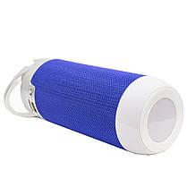 ✸Колонка BL JBL X95 Blue Speakerphone USB флеш microUSB разъем AUX вход мощные динамики беспроводная, фото 3