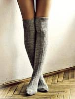 Ангоровые носки ручной работы — идея для подарка